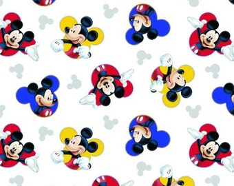 Mickey Mouse fabric, The One and Only, Disney fabric, by Springs Creative, 63316