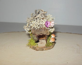 Miniature Fairy house