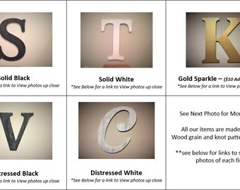 Color Pallett For Howdy Owl Large Wood Letters See Item Details For Link To Our