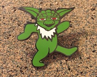 Grateful Dead / Yoda Hat Pin