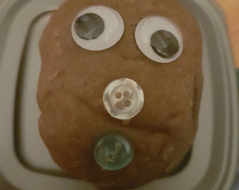 Gingerbread Play Dough (Any other scent or colour can be made too)