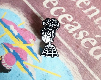 Lydia Deetz Beetlejuice Lapel Pin By VOIDEaD