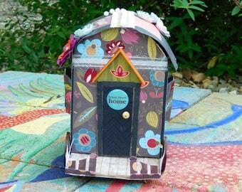 Gypsy Caravan Miniature