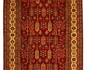 Handmade Afghan Kazak (14775)