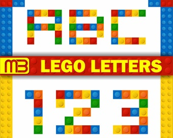 Refreshing image with regard to lego letters printable