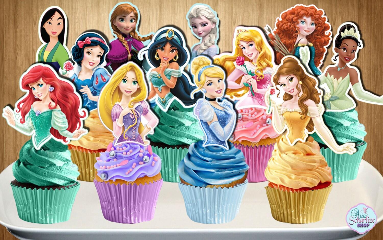 Disney Princess Cake Topper Singapore