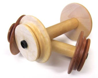 Schacht Spinning Wheel Bobbins Choose Type and Wood SUPER FAST Shipping!