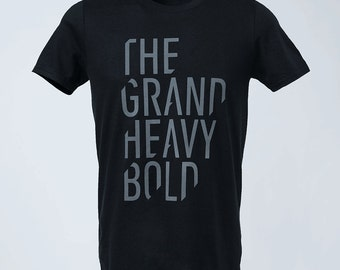 TGHB cutting edge T-Shirt black