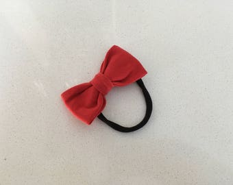 Loop - red skinny headband