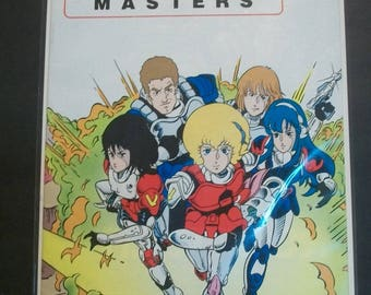 1985 Robotech Masters #1  Comico Based On The  Manga Comics Cartoon Television Series VF-NM  Unread Comic Book