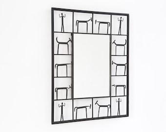 Frederick Weinberg Decorative Mirror