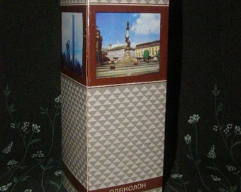 Vintage Cologne Lions, made in USSR in 1984 year