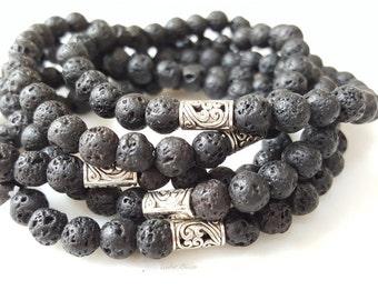 Yoga Bracelet, Gemstone Bracelet
