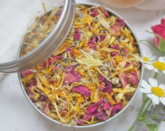 Botanical Steam - Soothe, Cleanse, Repair -  Facial Steam, Herbal Steam, Cleansing, Purifying, Rejuvenating, Natural, Organic