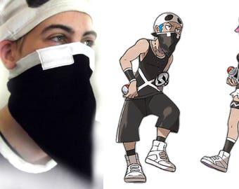 Premium TEAM SKULL Face Bandana/Mask