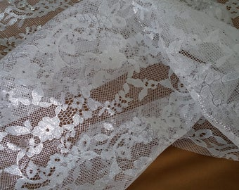 SALE 30% Wedding lace embroidery lace, lace Lingerie, lace fabric , French Lace Bridal Lace