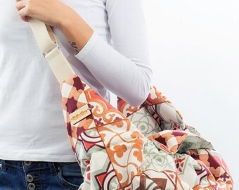 NEW !!! Multicolour sling carrier