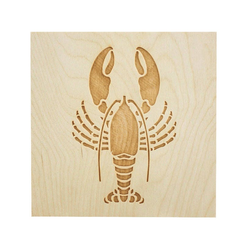 Awesome Lobster Wall Decor Vignette - Art & Wall Decor - hecatalog.info