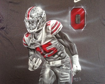 Airbrushed t shirts made to order in 7 days