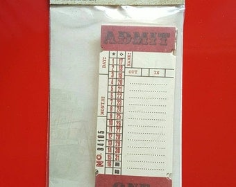 7gypsies Ticket Journal