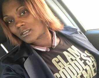 GlamGoddessMovement t shirt