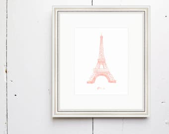 Silver Beaded Frame - add a frame to your Watercolor Print - SMc. Originals - watercolor, art, frame, gold, silver, bamboo, home decor,