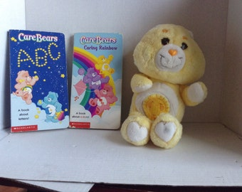 Vintage CareBears and Books