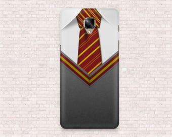 Harry Potter uniform Gryffindor phone case - OnePlus 3T, OnePlus 3, OnePlus 5,  Honor 8, Honor 7, Galaxy S6, Galaxy S7, iPhone 7, iPhone 6s