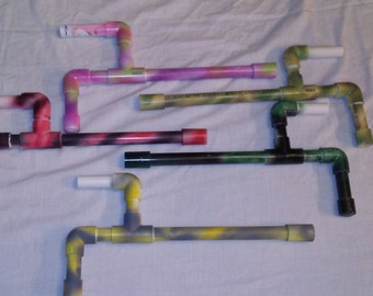 Set of 5 Mixed Colors Marshmallow Shooters