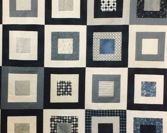 Square Me Up Quilt Pattern