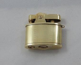 Vintage Ladies Brass Purse Lighter