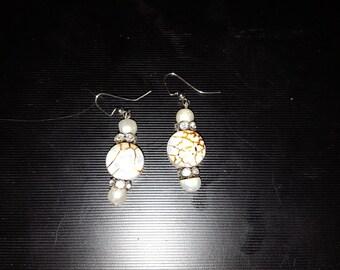 Earrings Handmade Vintage