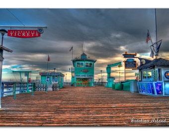 Catalina Island Pier