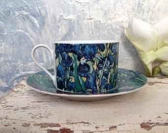 Monet Artwork tea cup /coffee cup, Artwork Waterlillies cup