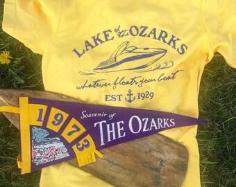 Lake of the Ozarks tee