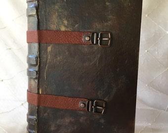 Handmade Hidden Treasure Book