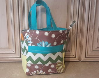 Hand made craft organizer bag.