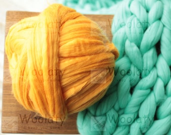 Super Chunky Yarn merino chunky yarn. Merino wool. Super Yarn. natural merino