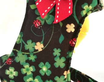 Luck be a lady Soft Dog Harness