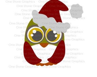 Christmas owl svg,Christmas,Christmas svg,owl,owl svg,owl svg file,christmas svg file,santa hat svg,santa hat,Christmas owl svg file,Holiday