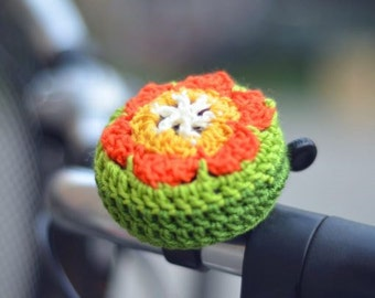 Bicycle bell cover