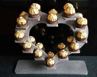 Bun cakes stand