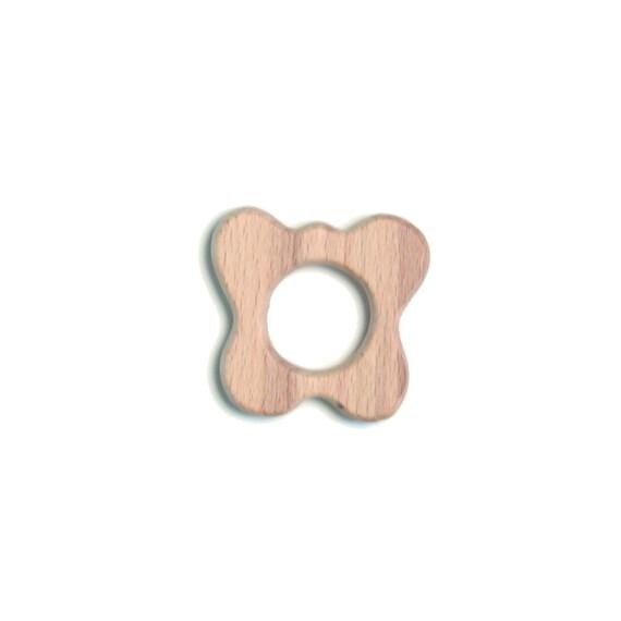 Teethers wood (wood teether)