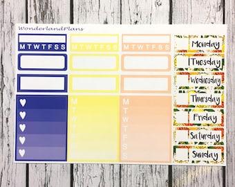 Lemonade Kit - Side Bar Stickers & More