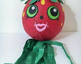 Cute Strawberry Pinata