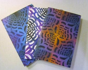 Web Design Print Handmade Sketch Books