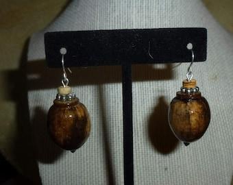 Acorn Earrings #38