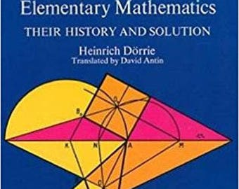 100 Great Problems of Elementary Mathematics