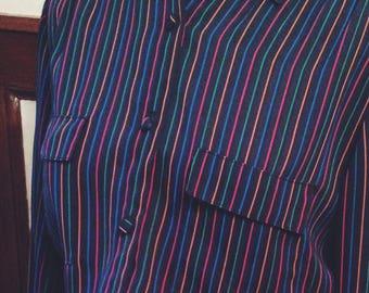 Vintage Button Up