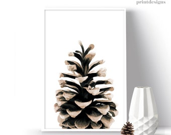 Winter Wall Art hello winter print winter decor winter wall art winter home